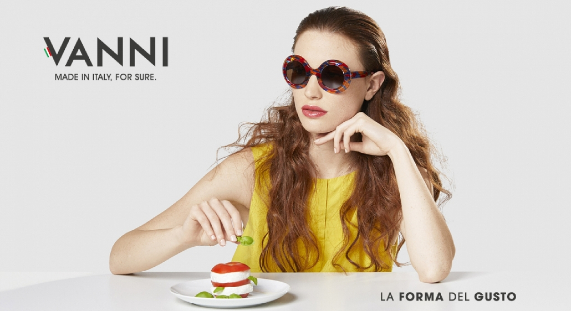 VANNI SUMMERTIME: SUNGLASSES THAT GET NOTICED