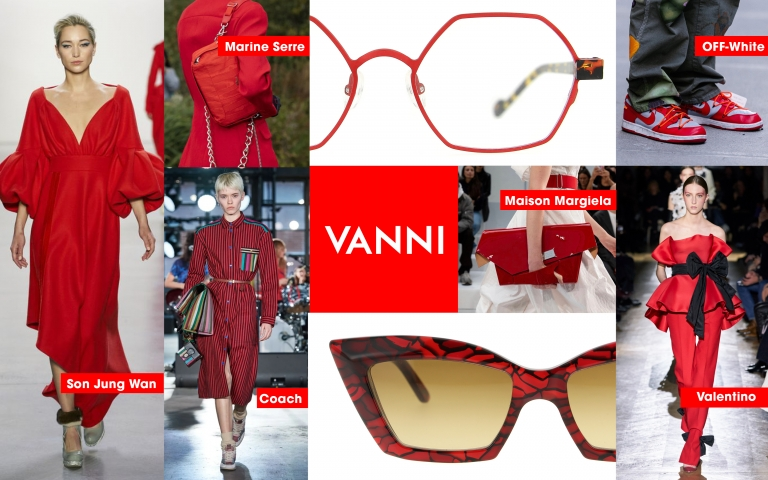 The trends of the season, according to VANNI