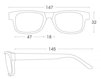 Size VS3032-A100